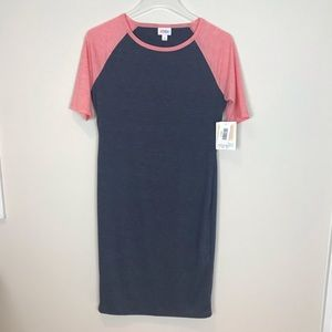 LuLaRoe 'Julia' Dress Size small